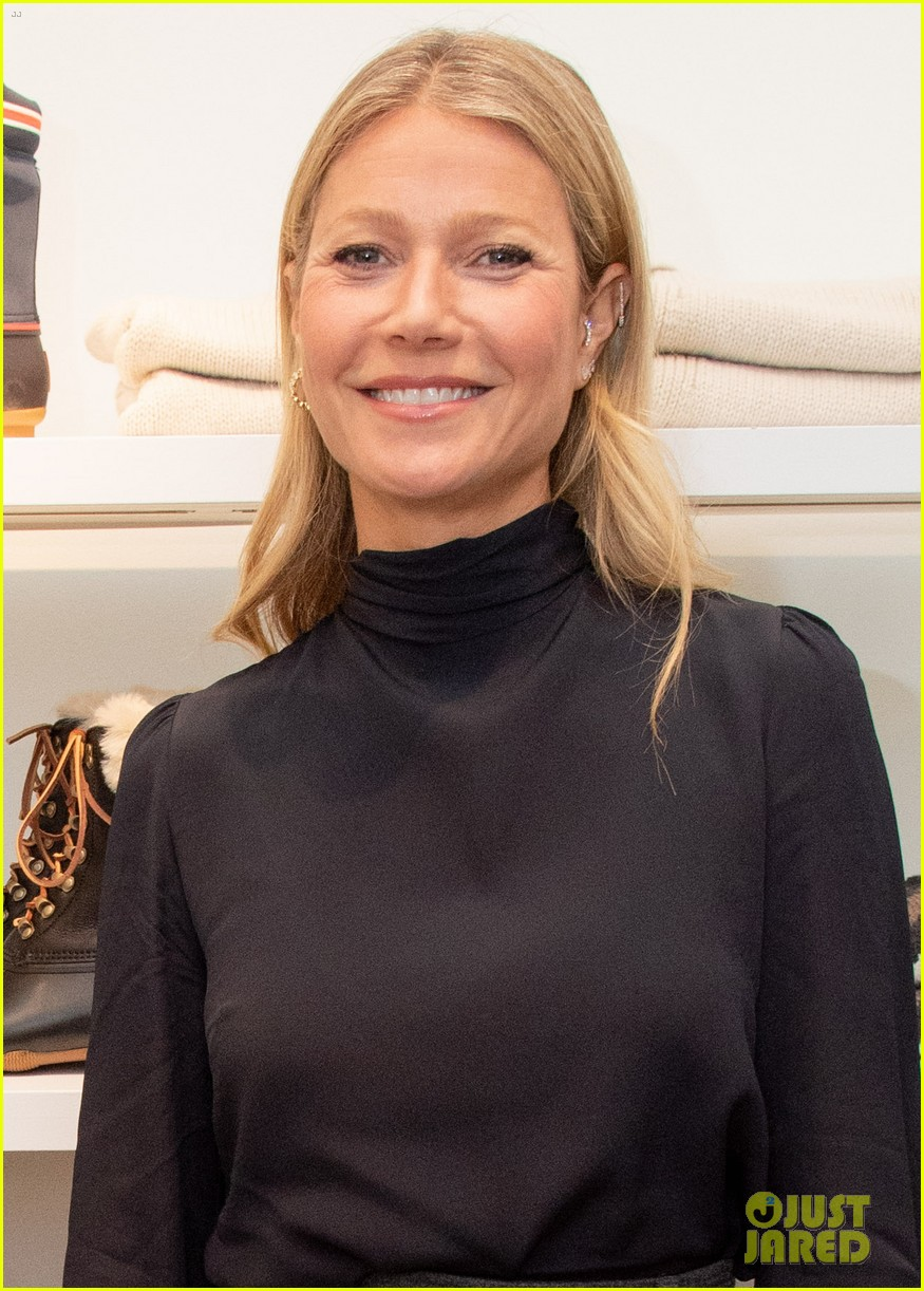 gwyneth paltrow hosts launch of goop market chicago 044384860