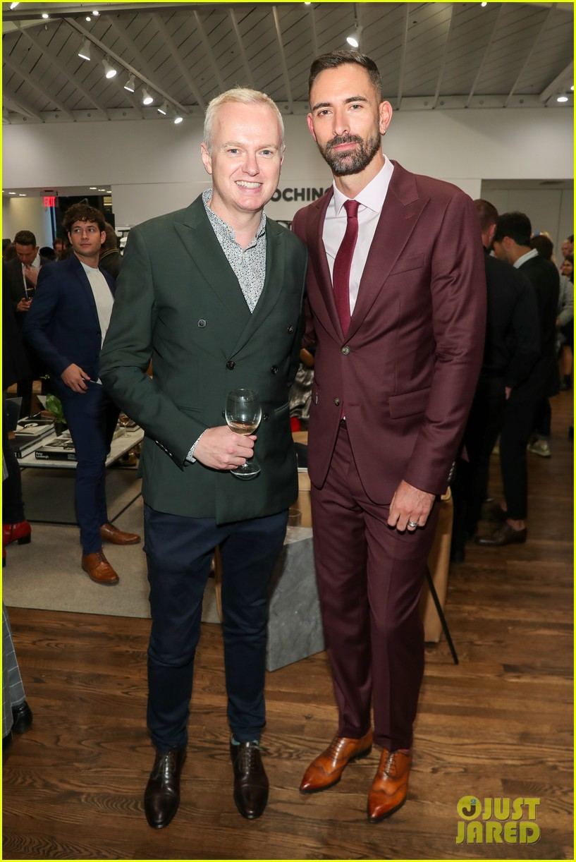 robbie rogers warren alfie baker indochino event 154384162