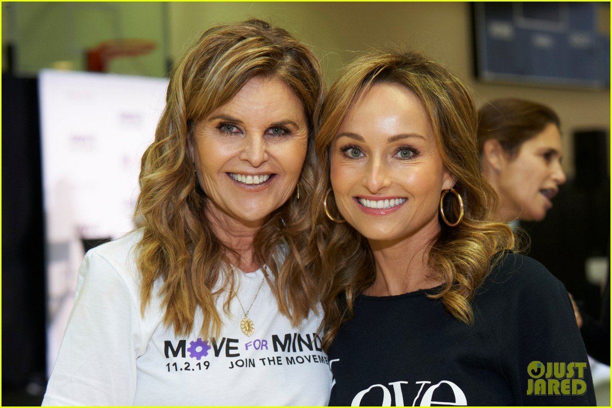 maria shriver patrick christina katherine schwarzenegger move for minds 134380882