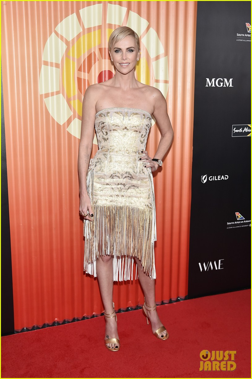 charlize theron africa outreach project fundraiser 034387191