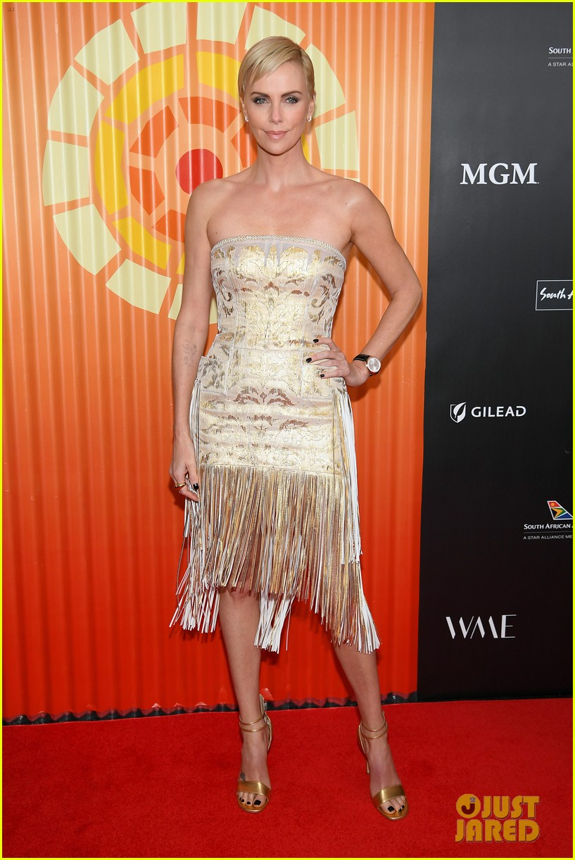 charlize theron africa outreach project fundraiser 344387222
