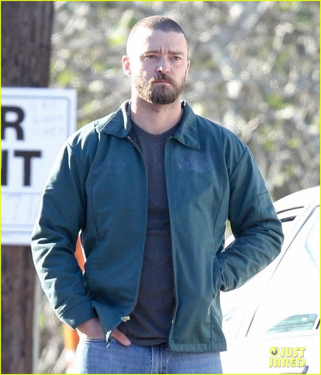 Justin Timberlake Gets To Work On Upcoming Movie 'Palmer