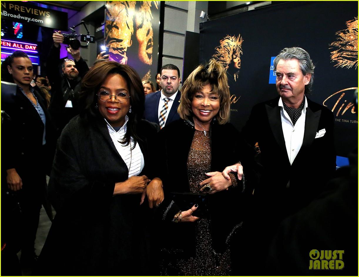 tina turner broadway opening oprah winfrey 034384165