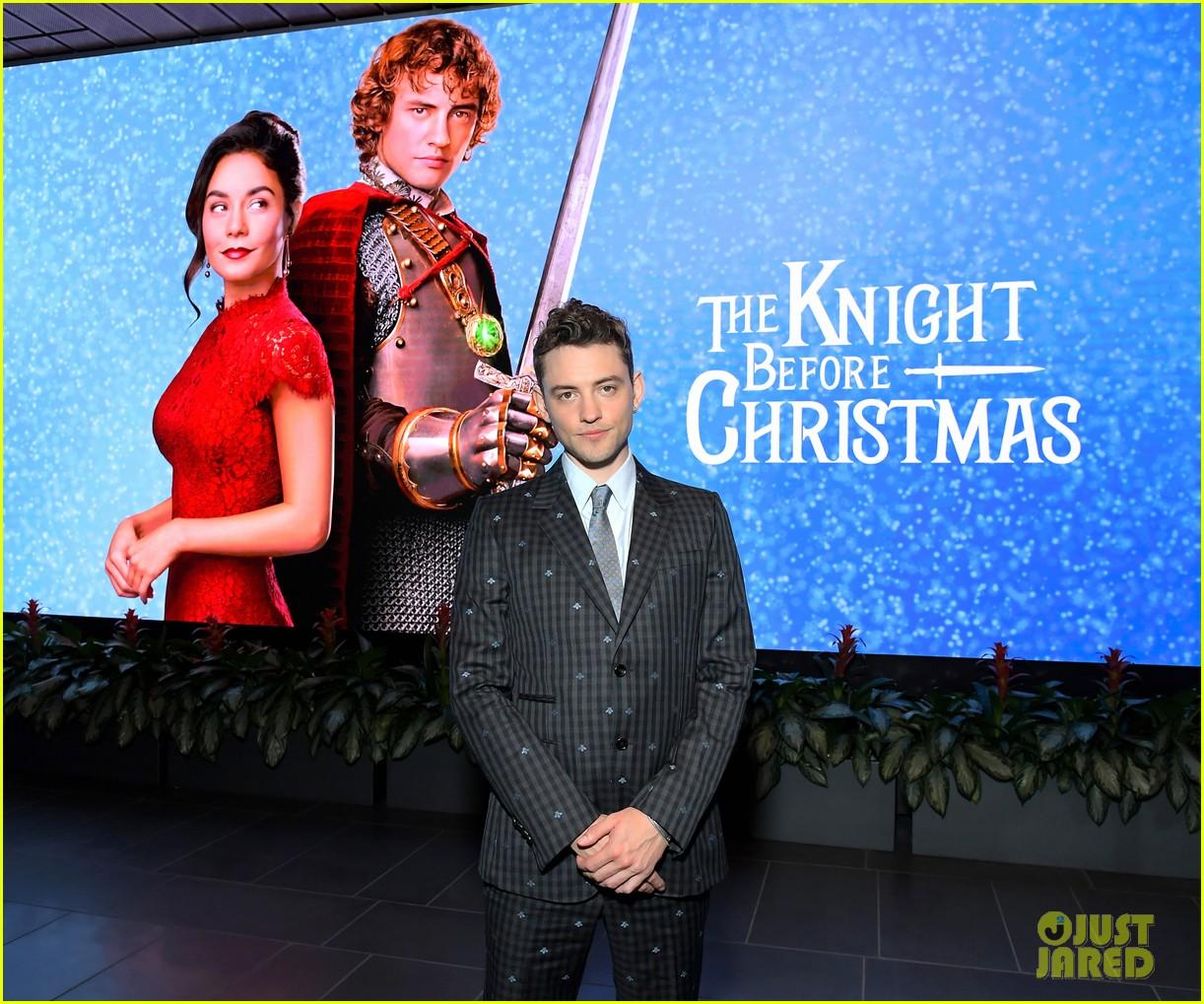 vanessa hudgens knight before xmas screening pics 124387125