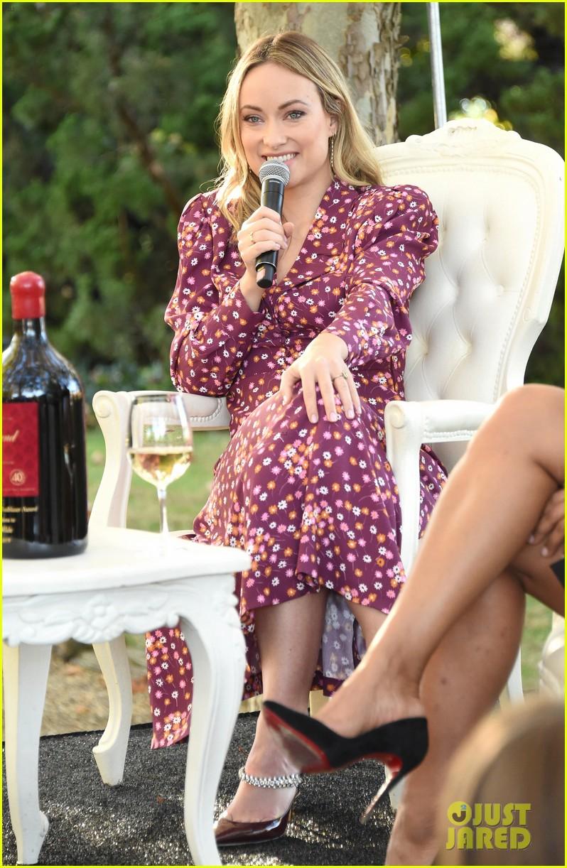 olivia wilde raymond vineyards trailblazer award napa film fest 194389408