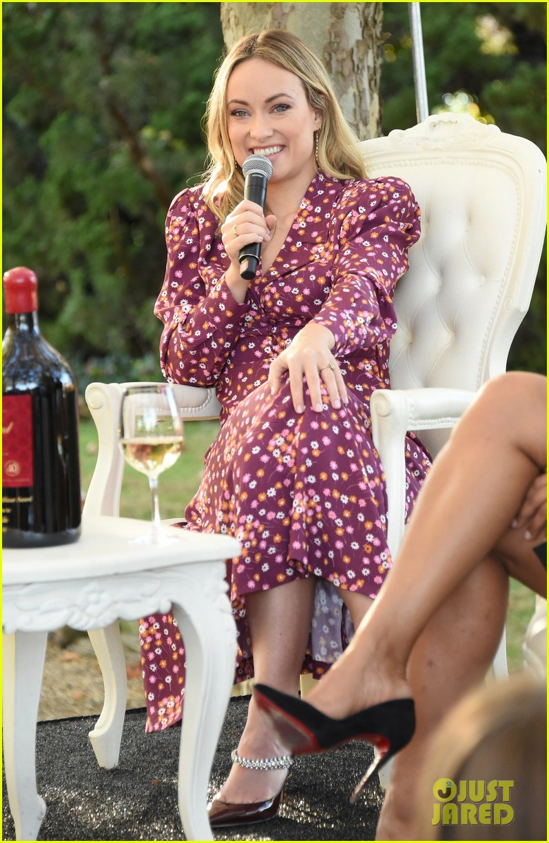 olivia wilde raymond vineyards trailblazer award napa film fest 214389410