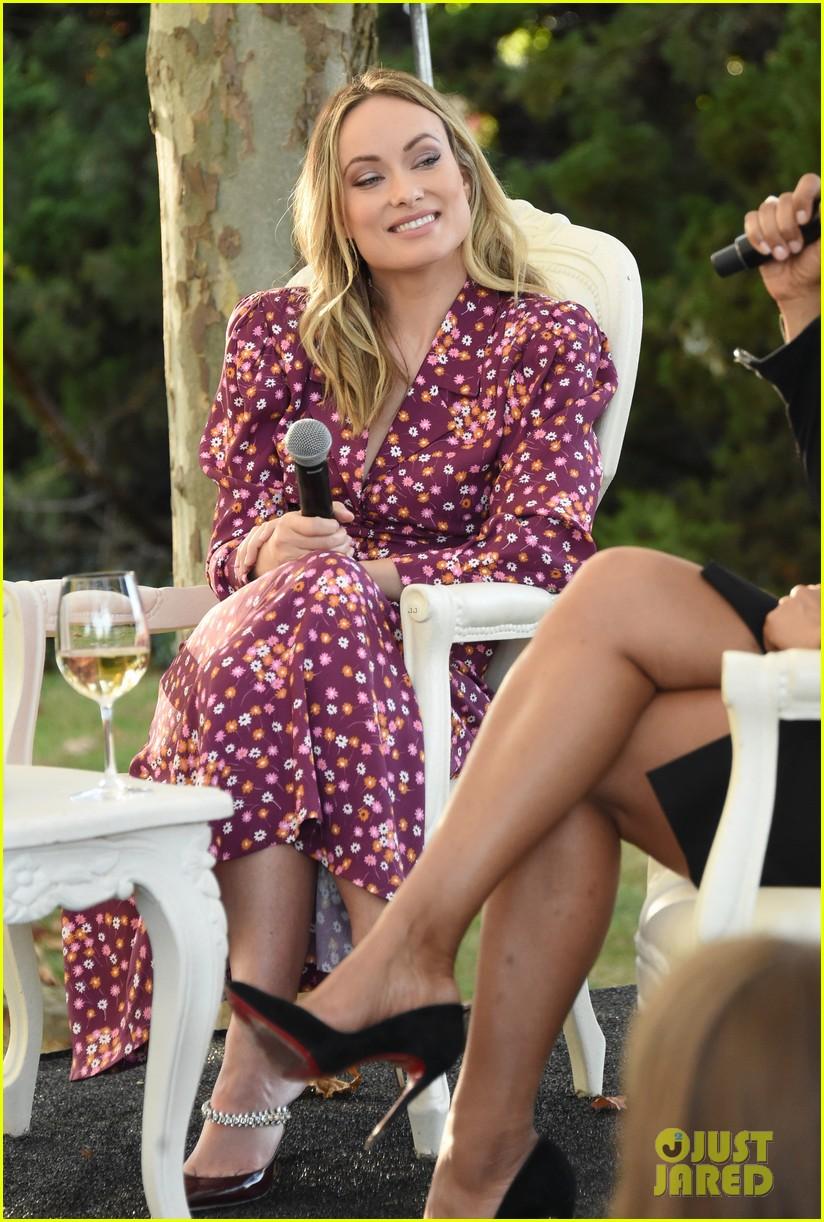 olivia wilde raymond vineyards trailblazer award napa film fest 244389413