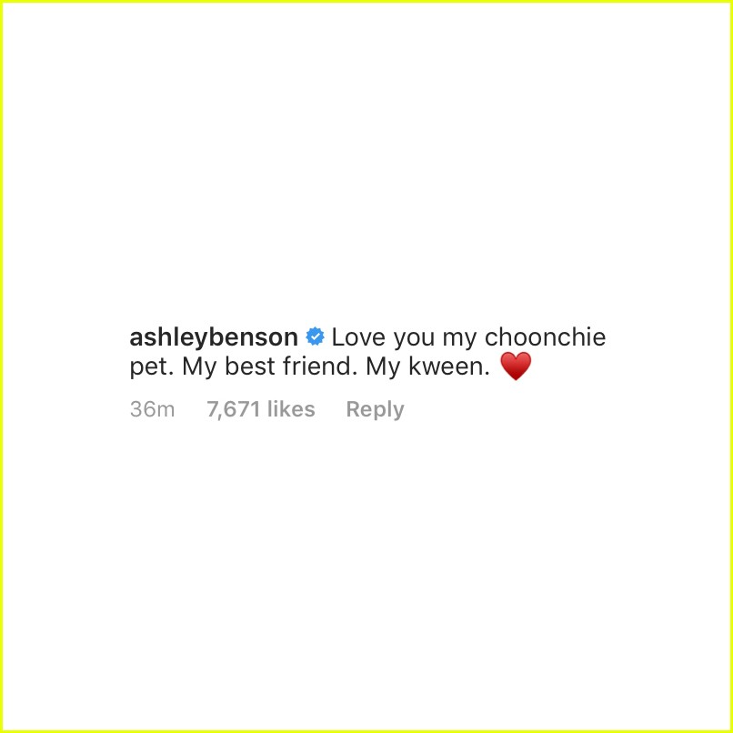 cara delevingne birthday message ashley benson 024404794