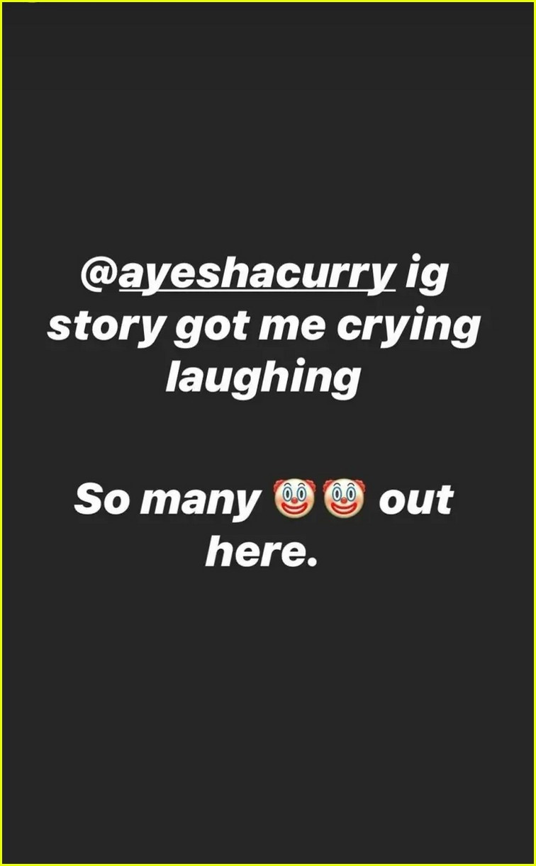 ayesha curry react to steph curry photos 044405826