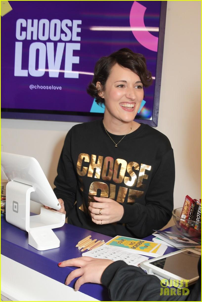 phoebe waller bridge fleabag cast choose love event london 014402894