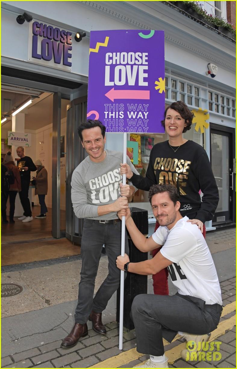 phoebe waller bridge fleabag cast choose love event london 044402897