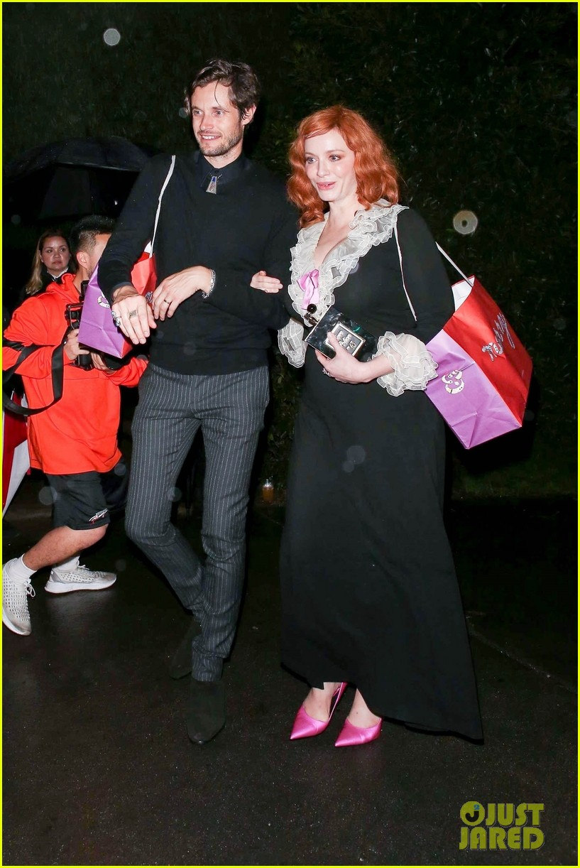christina hendricks jennifer klein party 204400574