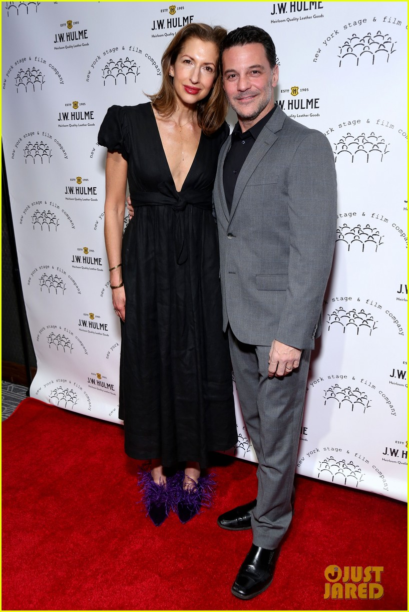 lea michele jonathan groff buddy up for new york stage film winter gala 2019 044400353