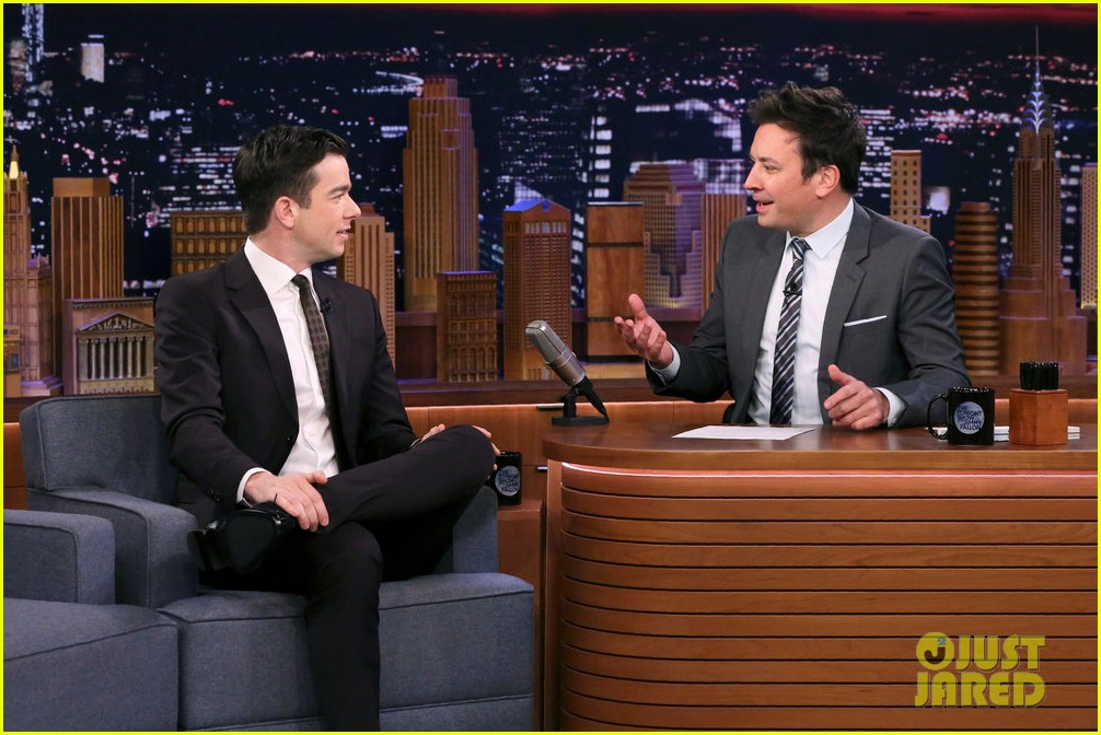 john mulaney shares hilarious stevie nicks rejection story on fallon 014397119