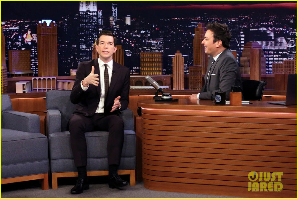 john mulaney shares hilarious stevie nicks rejection story on fallon 024397120