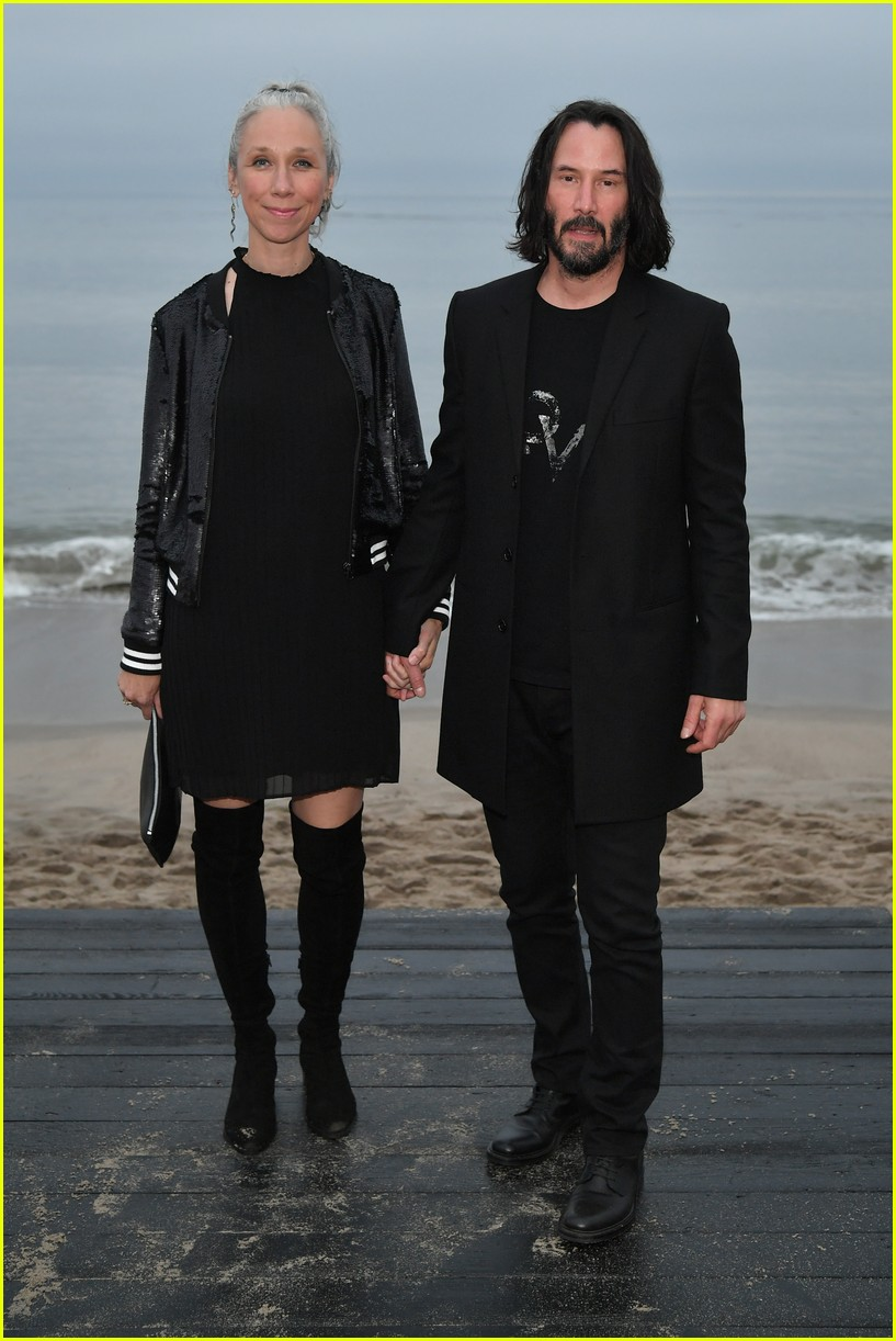 Alexandra Grant Who Is Dating Keanu Reeves Explains Why