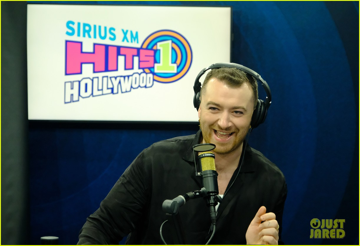 sam smith reveals who their celebrity crush is 024399137