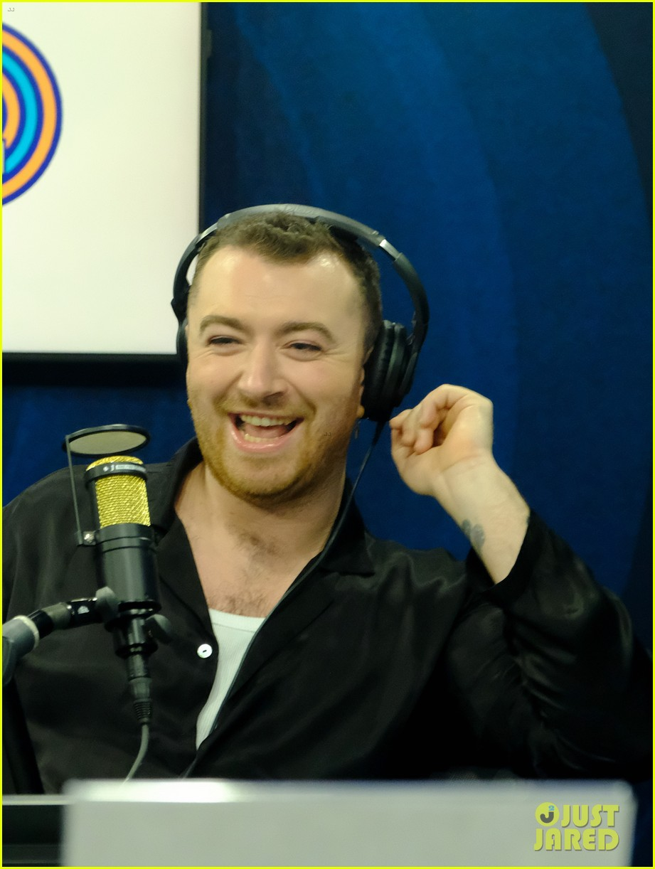 sam smith reveals who their celebrity crush is 044399139