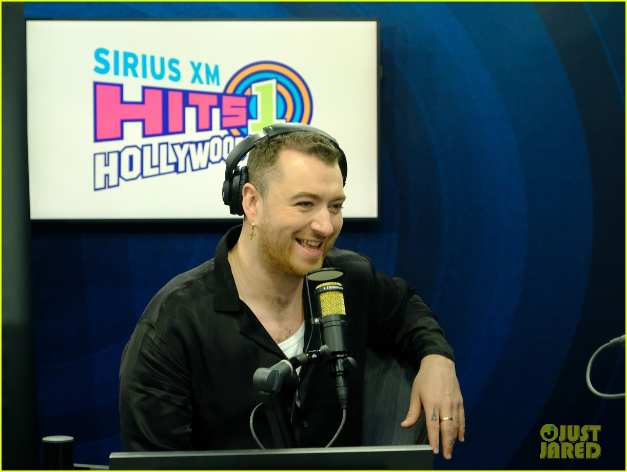 sam smith reveals who their celebrity crush is 094399144