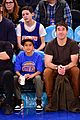 amy schumer husband chris fischer have date night at knicks game in nyc 04