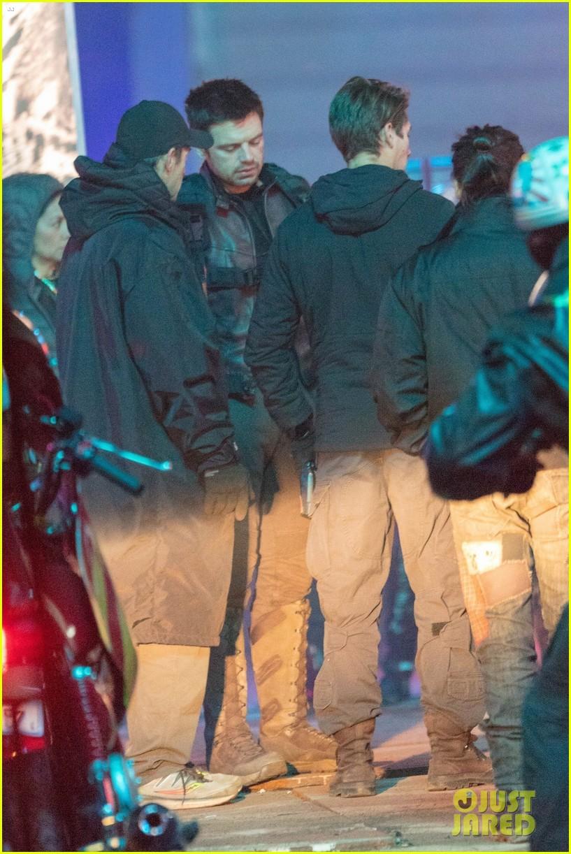 falcon winter soldier action set photos 514406394