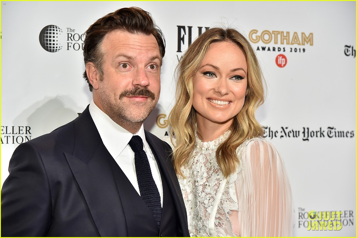 olivia wilde jason sudeikis gotham awards 2019 184396537