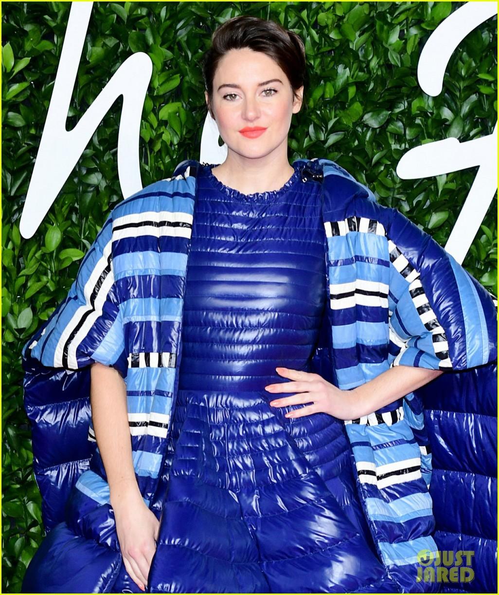 shailene woodley the fashion awards 2019 044396473