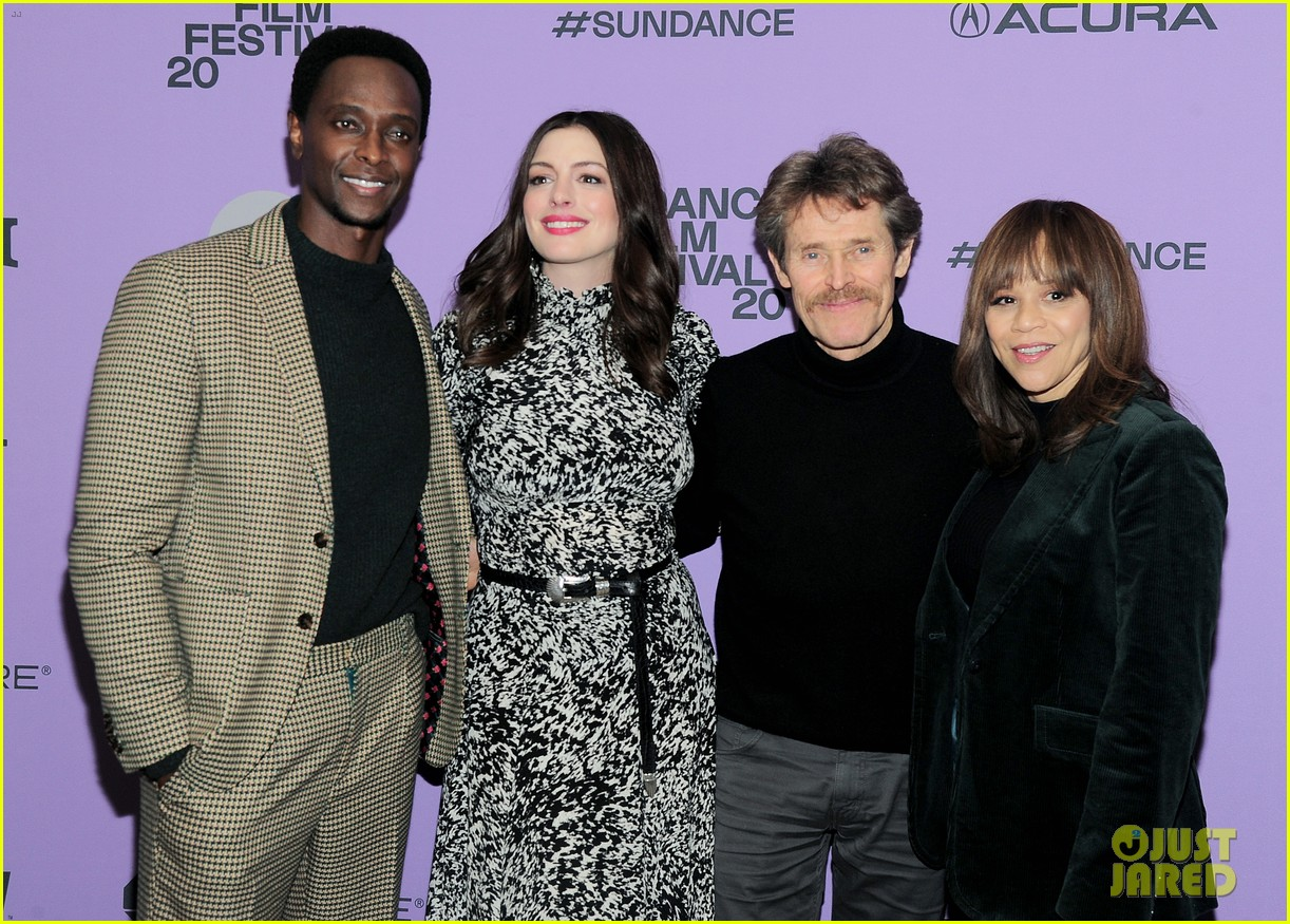 anne hathaway last thing wanted sundance premiere 094425303