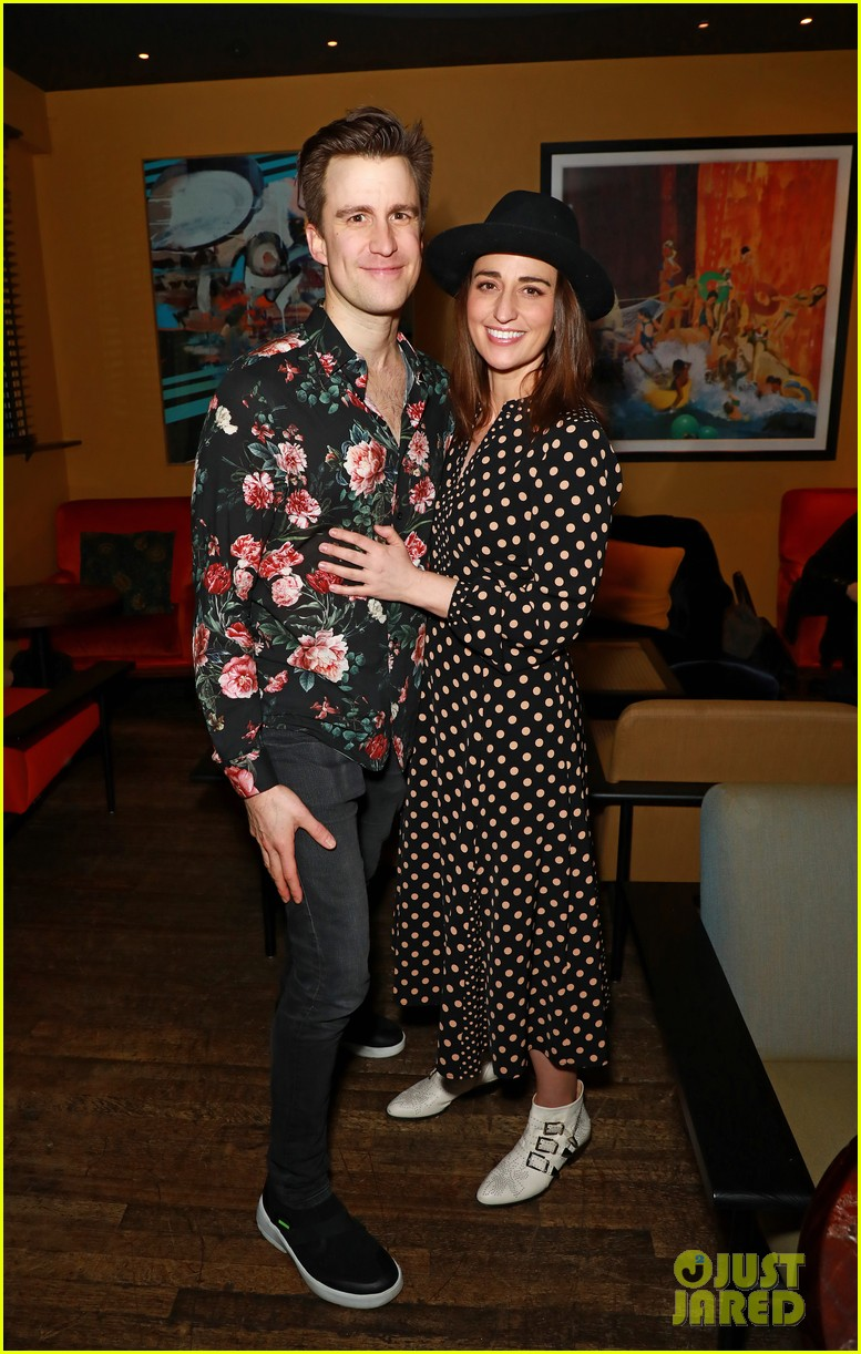 sara bareilles gavin creel will host waitress karaoke night in the west end 044426075