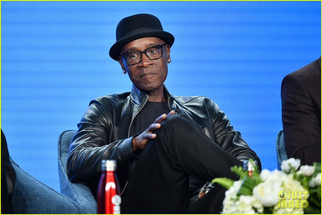 don cheadle black monday cast unveil season 2 trailer at showtimes tca panel 034415774