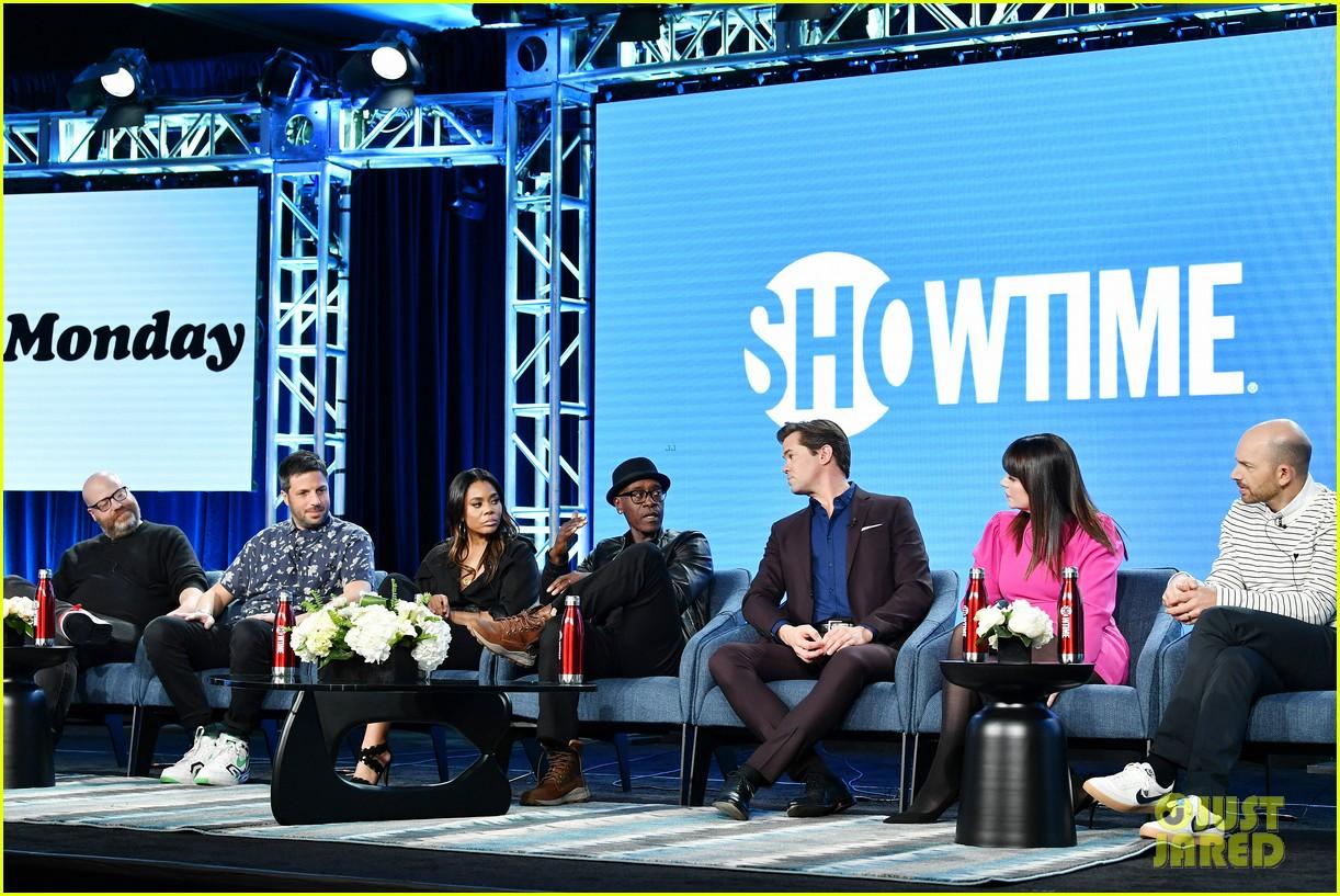 don cheadle black monday cast unveil season 2 trailer at showtimes tca panel 054415776