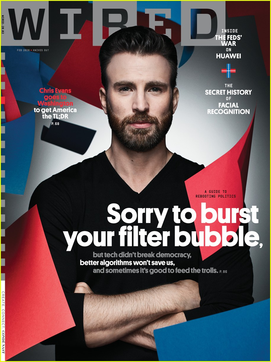 chris evans wired4416136