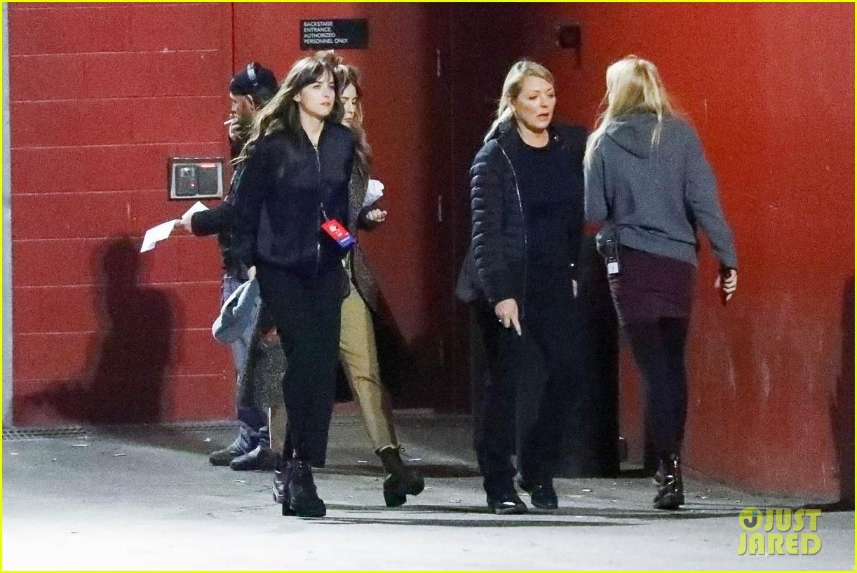 Dakota Johnson Supports Boyfriend Chris Martin at ALTer ...