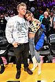 courtney cox emily ratajkowski more have night out at star studded lakers game 05