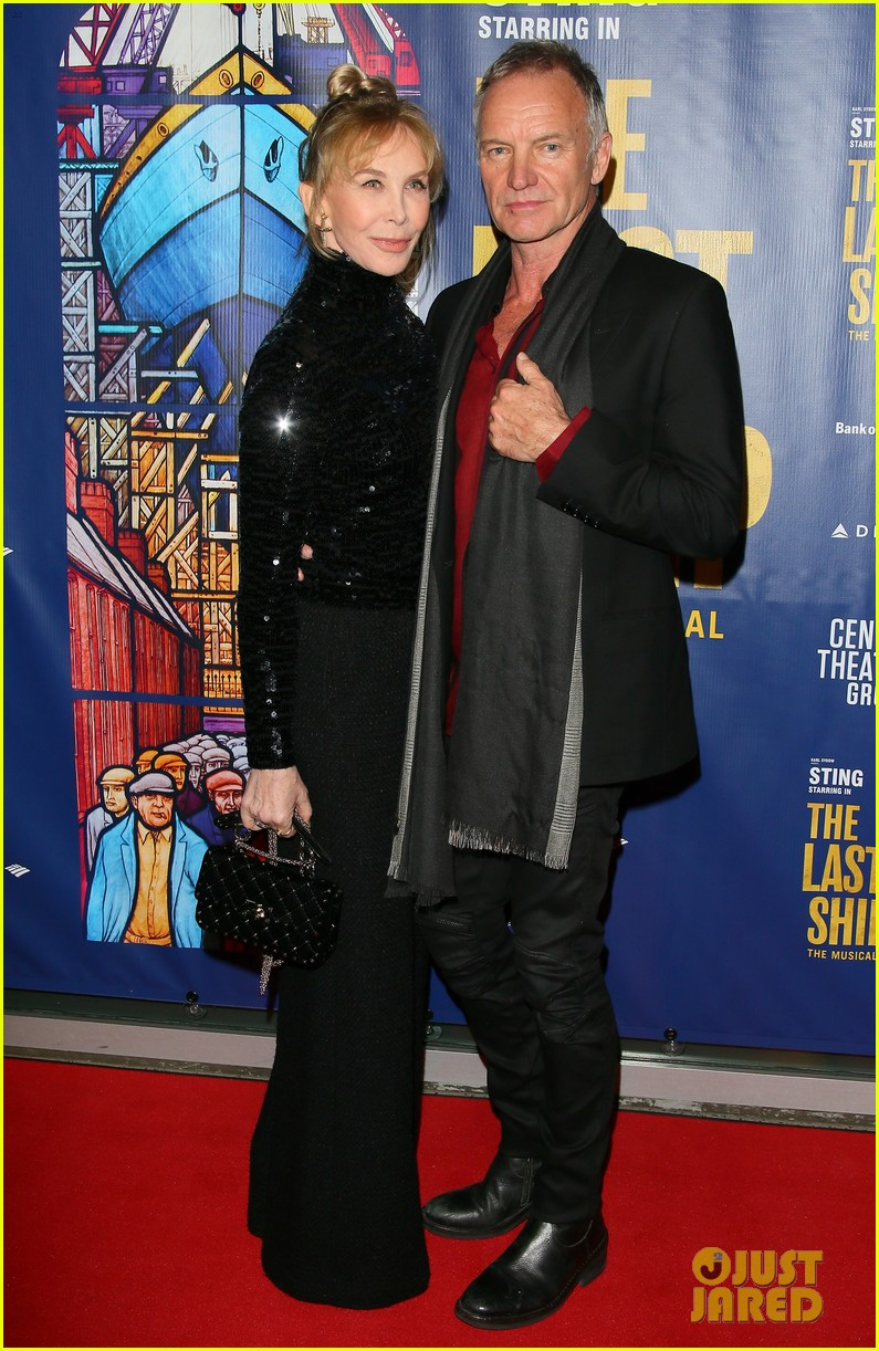 courteney cox camilla belle more celebrate the last ship opening night performance 034420584