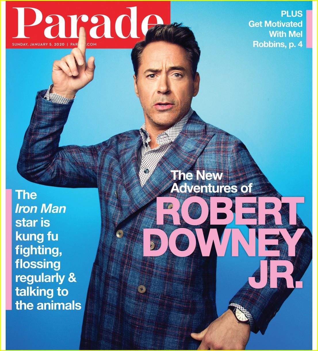 robert downey parade magazine4408385