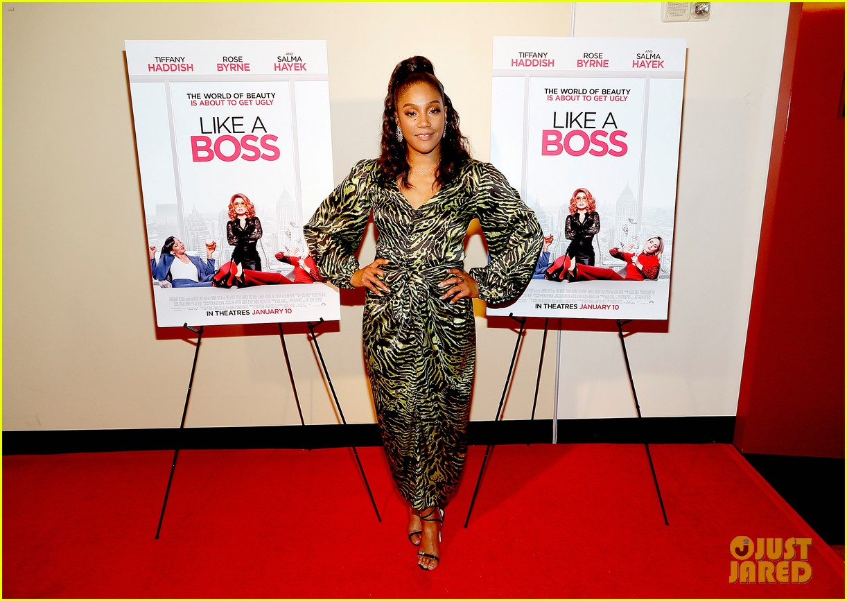 tiffany haddish like a boss dc screening 014413369