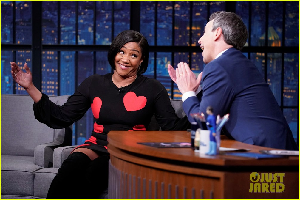 tiffany haddish says rose byrne protected her womb from gay couple she met at a bar 014413007