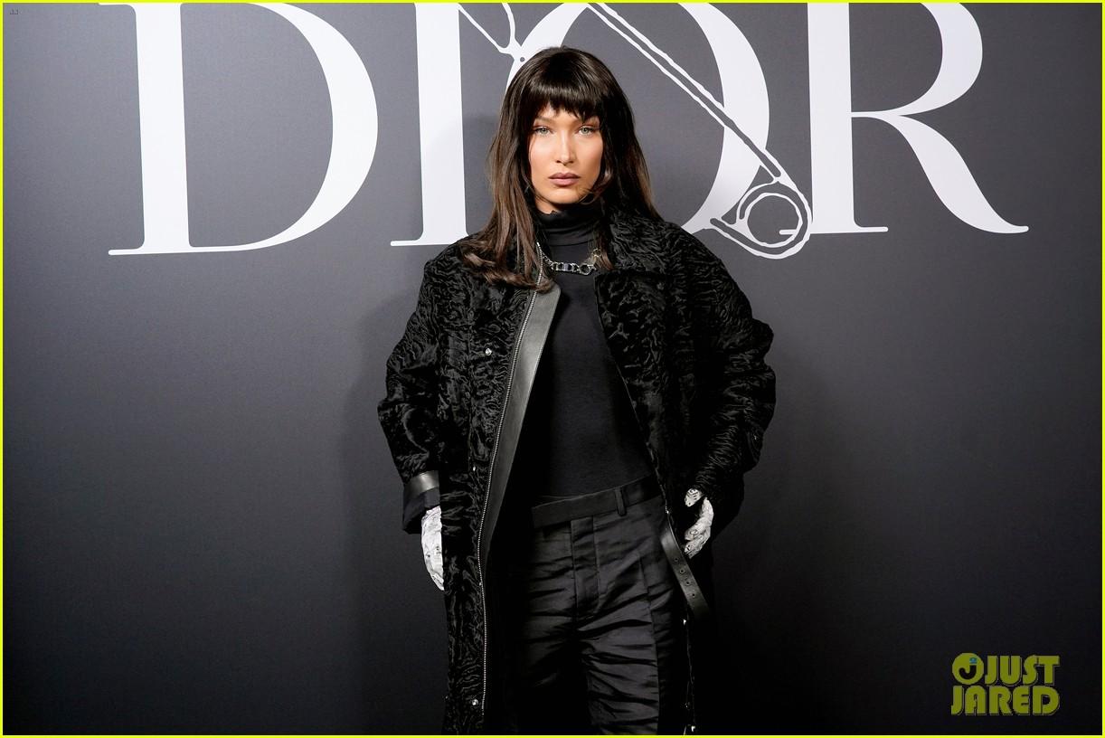 bella hadid and others dior fashion show 014417298