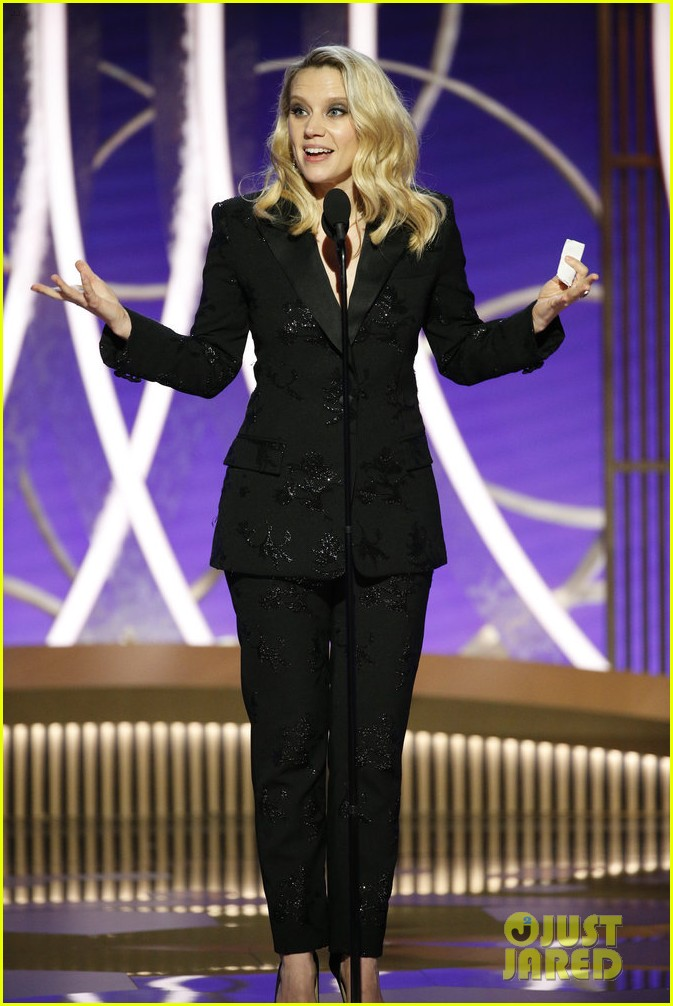 kate mckinnon golden globes 2020 044410337