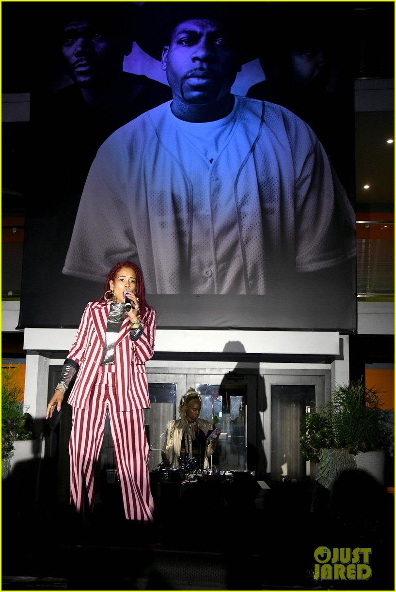kelis performs at equinox event 014421364