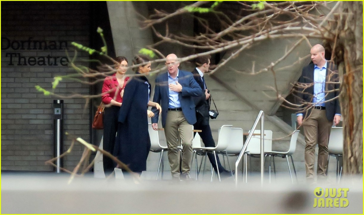meghan markle photographed private royal engagement 024412519