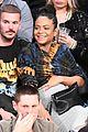 pregnant christina milian boyfriend matt pokora have date night at lakers game 01