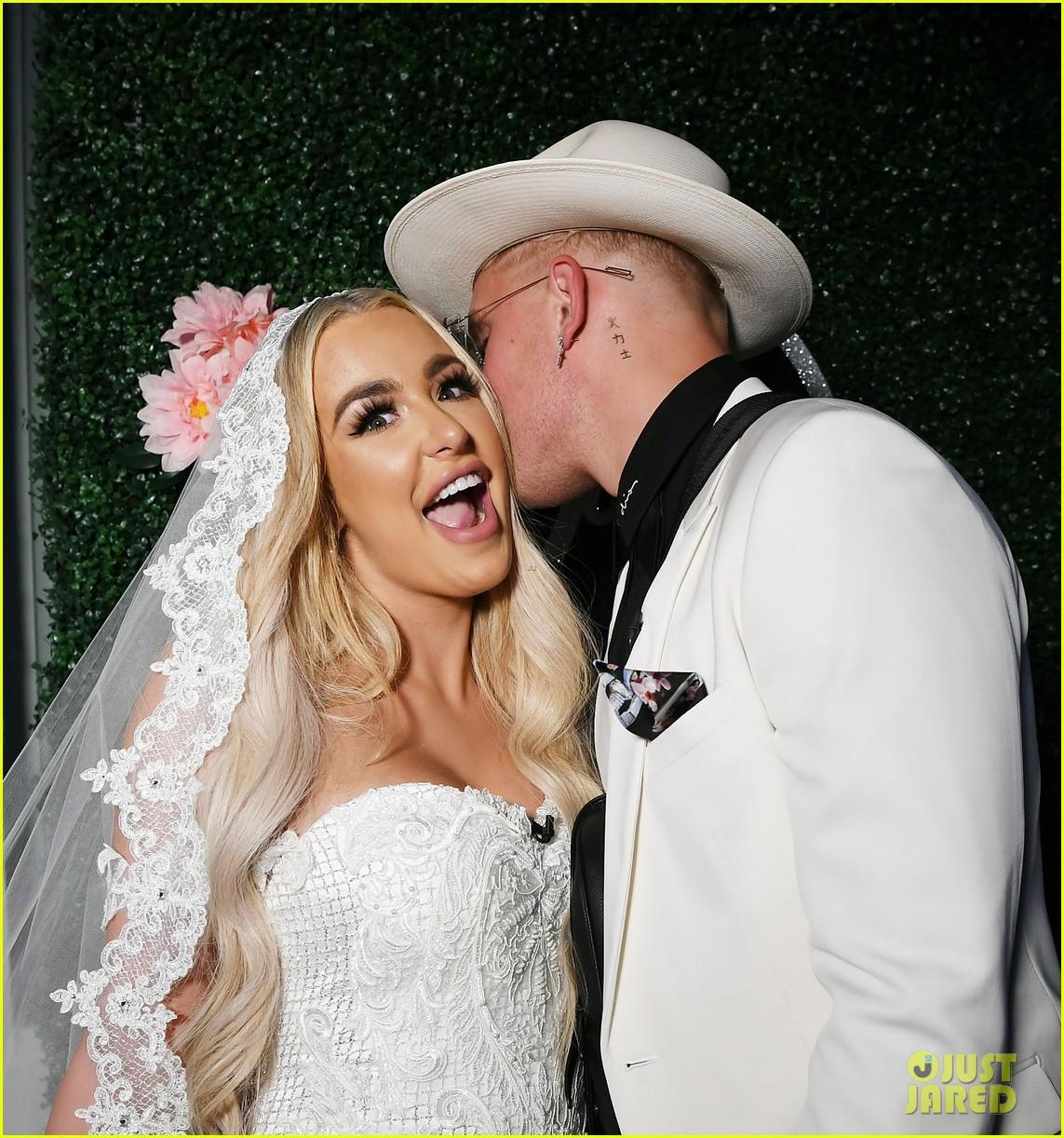 Tana Mongeau & Jake Paul Split After 5 Months of Marriage ...
