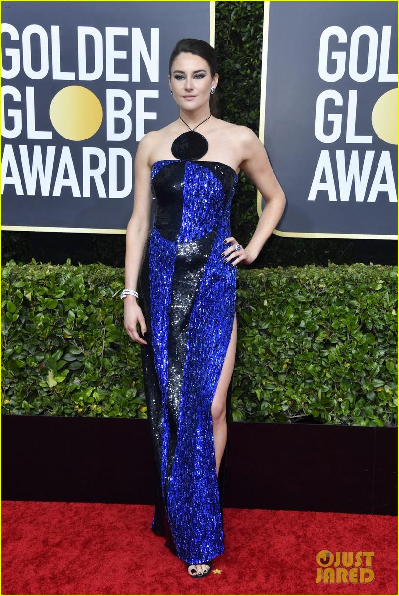 """Resultado de imagem para Shailene Woodley golden globes 2020"""""""