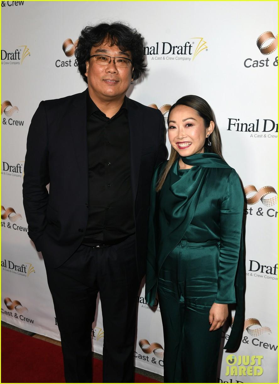 directors quentin tarantino lulu wang get honored at final draft awards 024420270