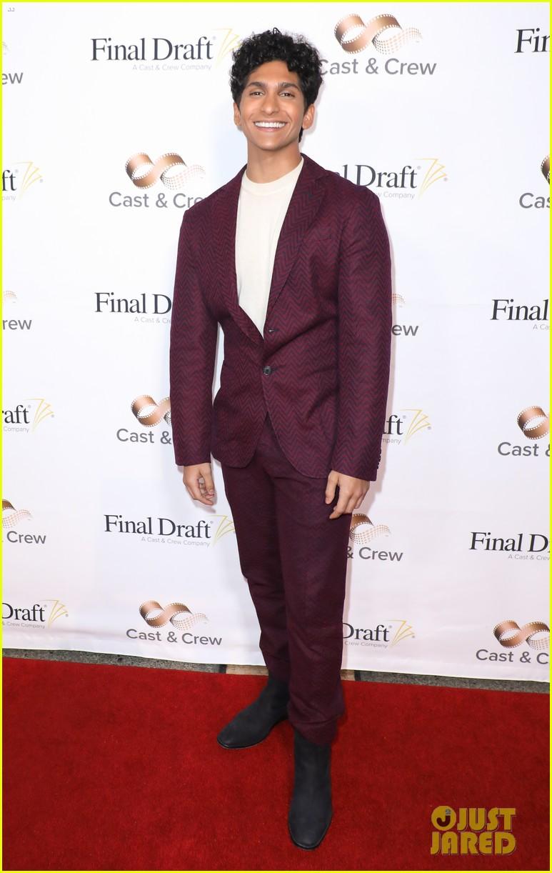 directors quentin tarantino lulu wang get honored at final draft awards 044420272
