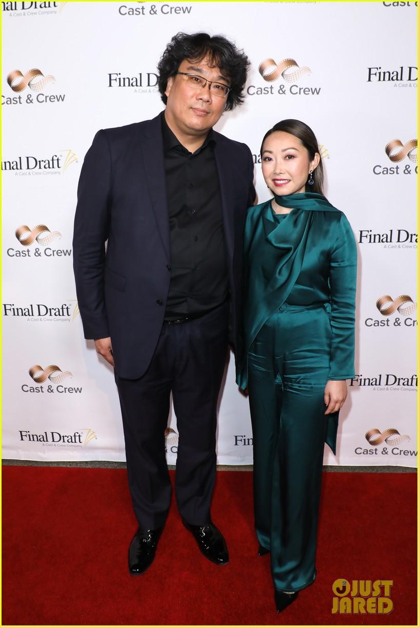 directors quentin tarantino lulu wang get honored at final draft awards 094420277