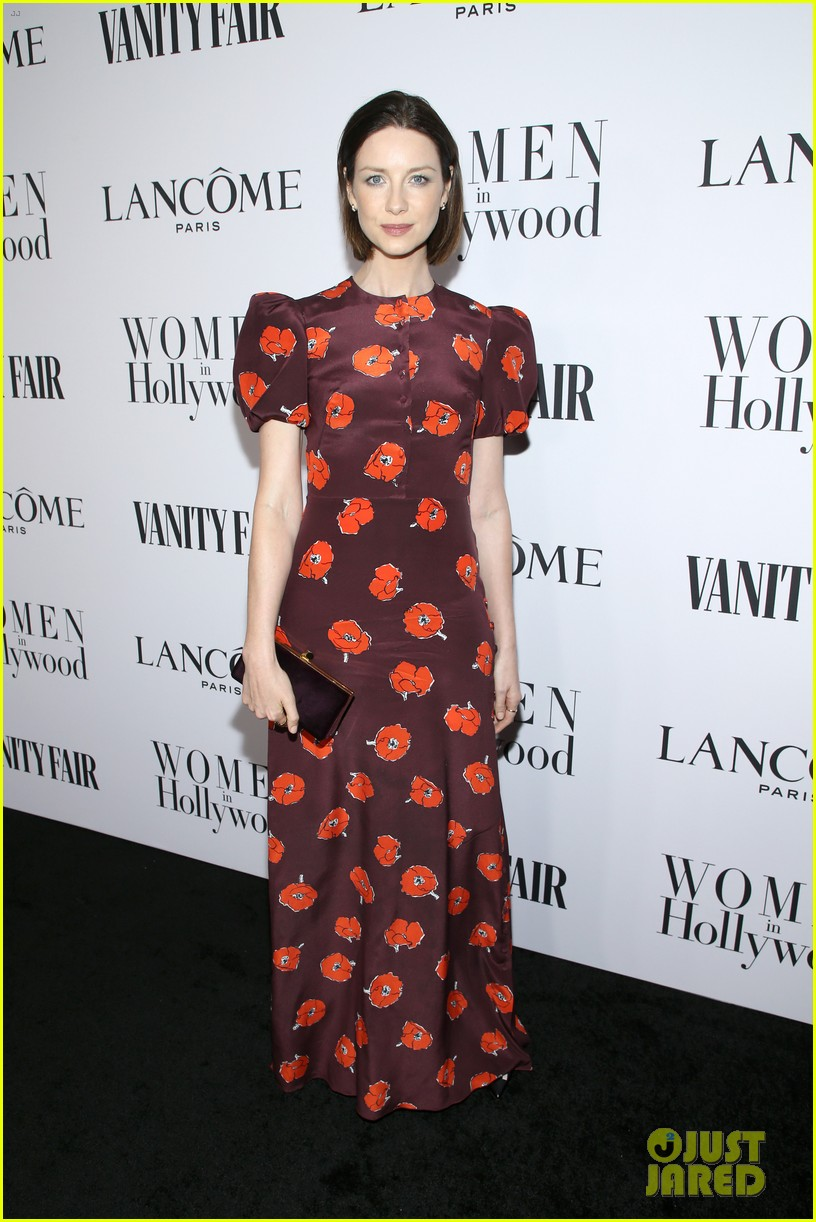 caitriona balfe kate beckinsale celebrate women in hollywood with vanity fair lancome 154431191