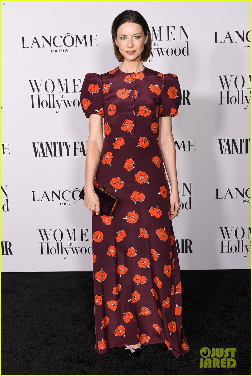 caitriona balfe kate beckinsale celebrate women in hollywood with vanity fair lancome 224431198